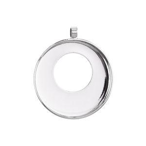 Prívesok bižutéria kruh B10561