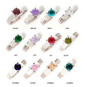 Šperky eshop - Oceľový prsteň s mesačným kameňom K13.12 - Veľkosť: 59 mm, Farba: Svetlozelená